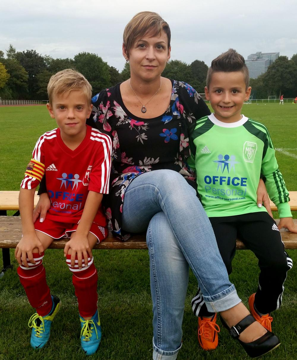 OFFICE Personal sponsort den TSV Milbertshofen!