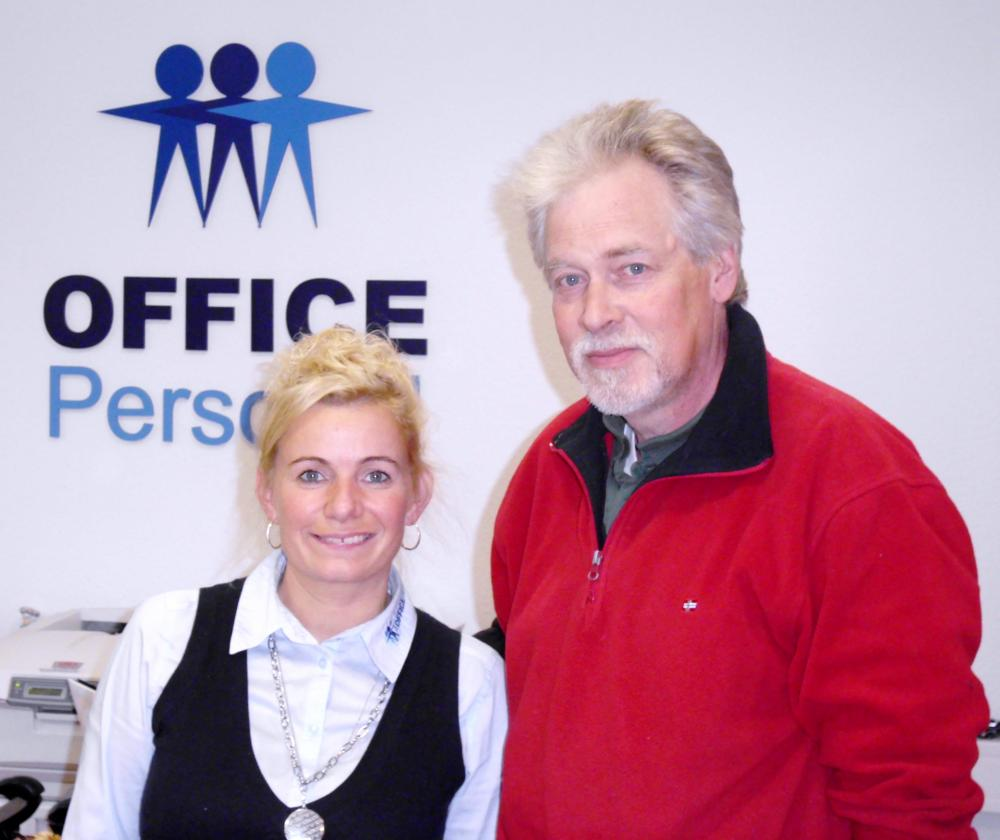 10 Jahre bei OFFICE Personal!!!