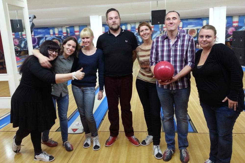 Bowlingteam - Winnerteam!