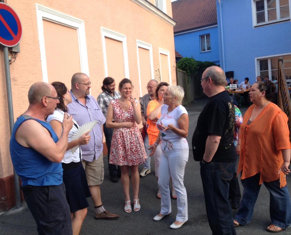 Schafkopfturnier Bayreuth 16.06.2015