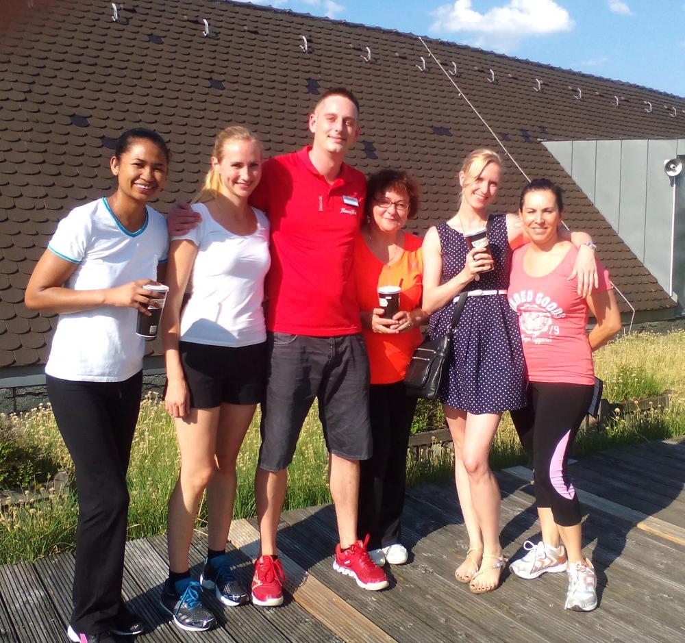 AfterWorkFitness - das Nürnberger Team :-)