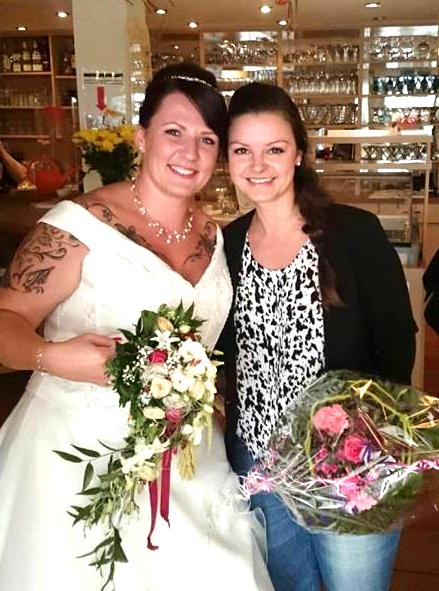 und noch eine Hochzeit!!!