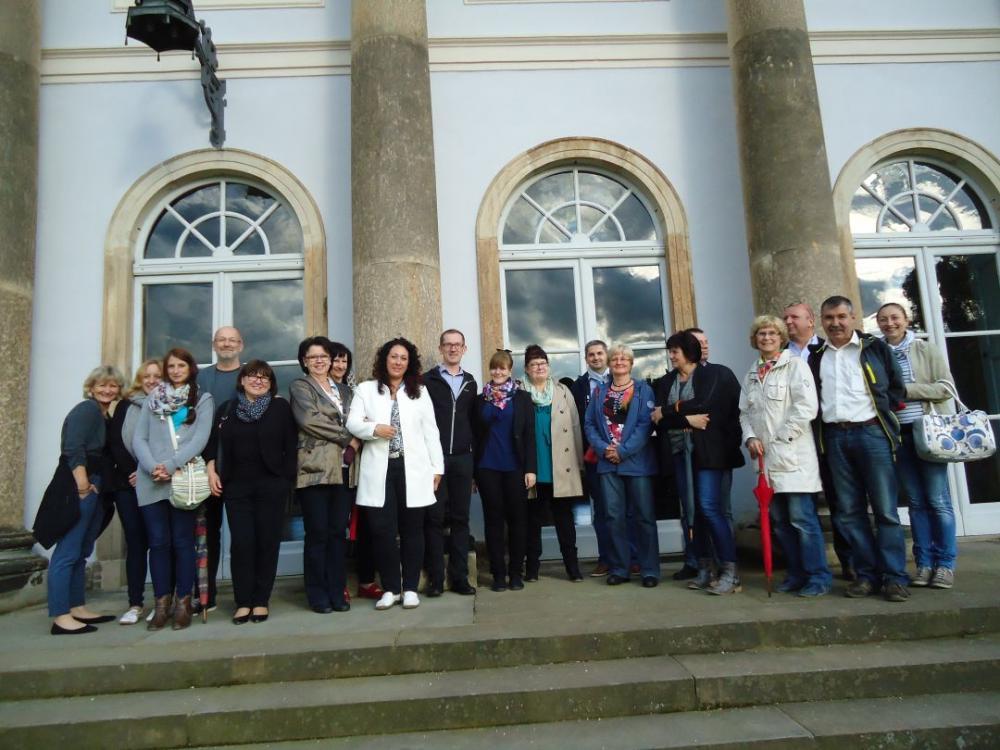 Schloss Pillnitz in Dresden Kundenevent