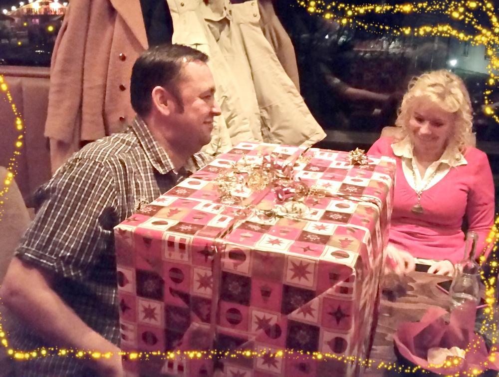 Weihnachtsfeier ERfurt