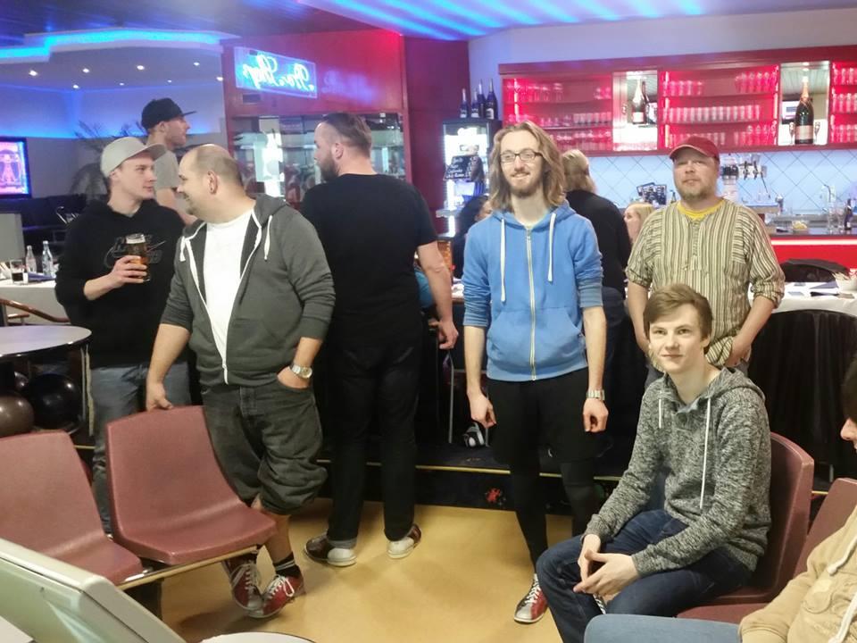 Augsburger Bowlingkiste - Mitarbeiterfest