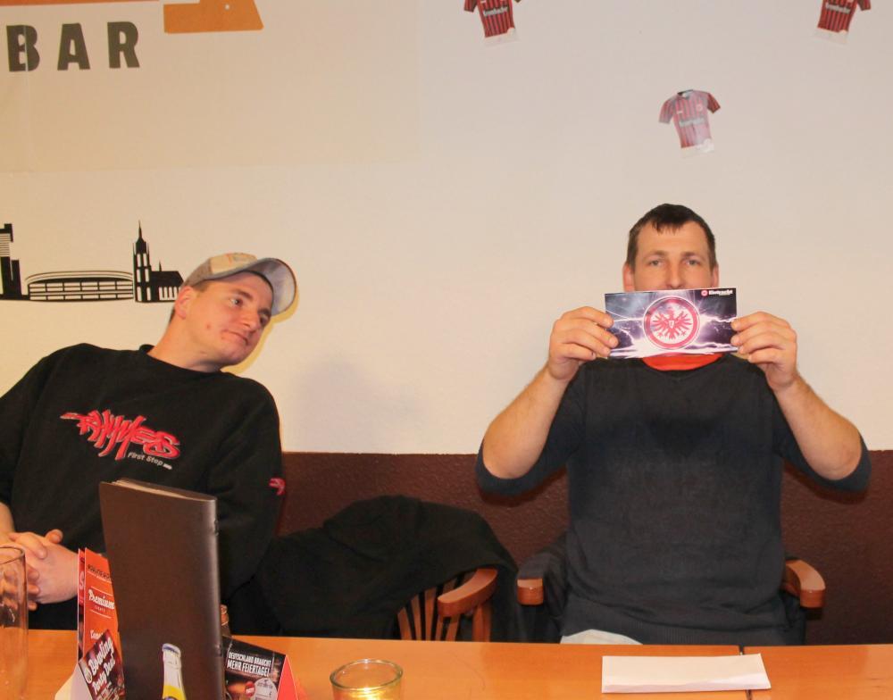Frankfurt Mitarbeiter Bowling 11 2015