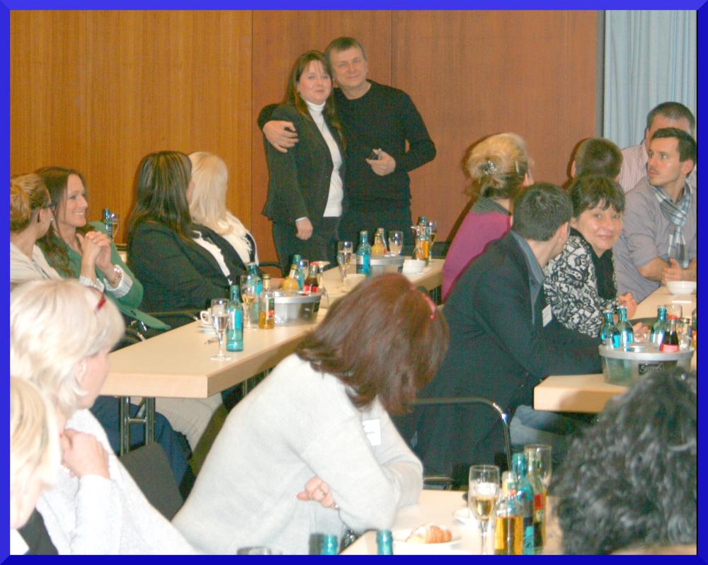 Jahrestagung im Ramada Hotel in Nürnberg