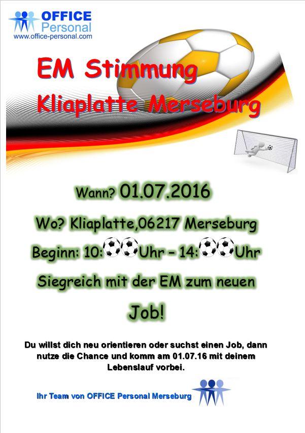 Herzliche Einladung nach Merseburg!