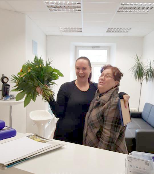 5 Jahre bei OFFICE Personal Augsburg!
